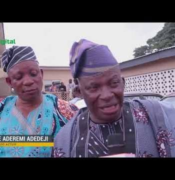 Celebrating Veteran Actor Adedeji Aderemi 'olofa- Ina' At 70