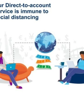 Social Distancing: FirstBank Promotes Direct-to-Account Service