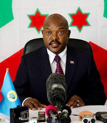 Burundi President, Pierre Nkurunziza  Dies Of Heart Attack