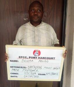 EFCC: FRAUDULENT BANK MD ARRAIGNED OVER N100M SCAM