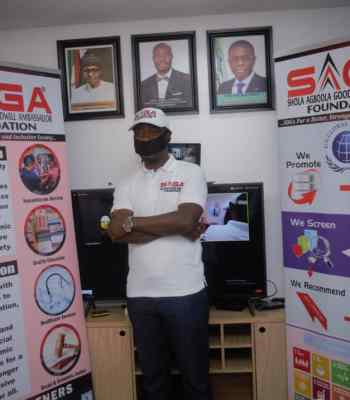 Saga Foundation Officially Launch In Nigeria