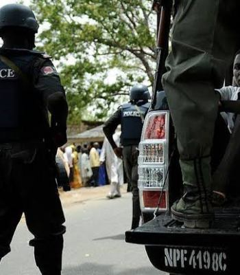Lagos: Police Discover Oil Well In Ejigbo Where Residents Siphon, Sell Petroleum Products