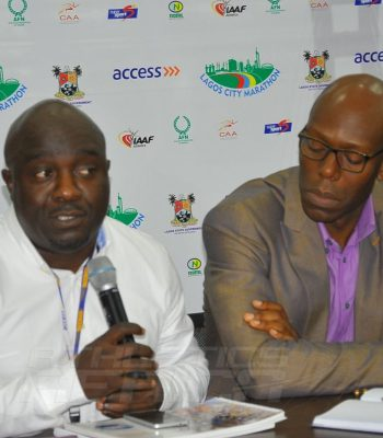 Access Bank Lagos City Marathon: Covid-19 And Economy Lockdown Caused Delay In Payments - Bukola Olopade Reacts