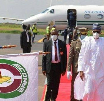 MALI ECOWAS: Security Summit With Buhari, Others End In Deadlock