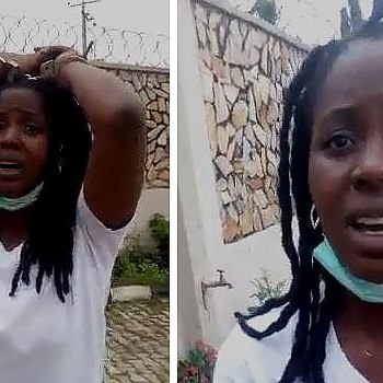 Police Arrest Officers For 'Dehumanising' Woman In Viral Video