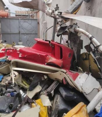 Opebi Helicopter Crash: Pilot Breathed For Two Minutes - Witness ~Thecitypulsenews