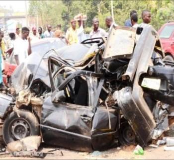 Lagos Accident: One Dead, Three Injured In Ikoyi ~Thecitypulsenews