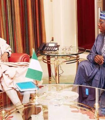 """Divider-in-Chief Of Nigeria"", Buhari Replies Obasanjo ~Thecitypulsenews"