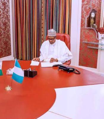 #EndSARS Protests: Buhari Meets NASS Leadership At Aso Villa {Details} ~Thecitypulsenews
