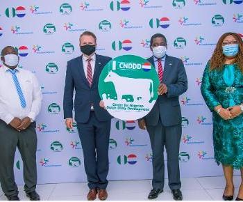 Government Commends FrieslandCampina on Nigerian-Dutch Dairy Centre ~Thecitypulsenews