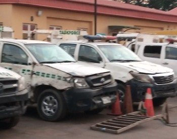 Rejoinder: Lagos Task Force Operates With Branded Vehicles During Enforcement Operations ~Thecitypulsenews