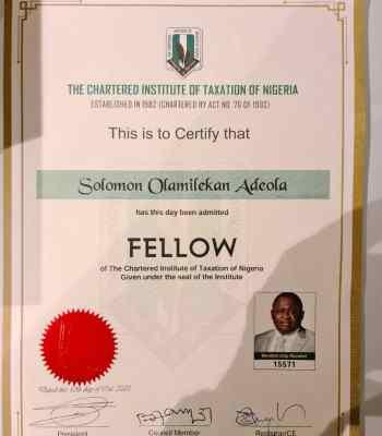 Senator Adeola