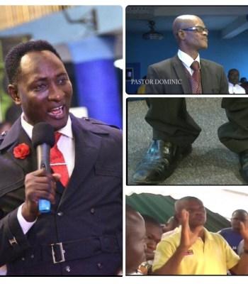 Pastor Dominic Nwoko