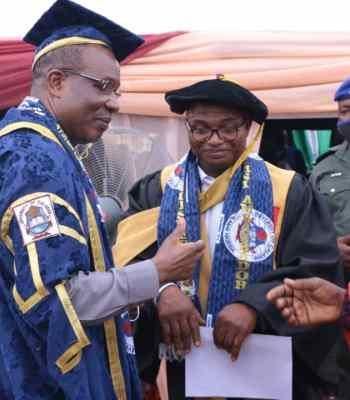 Alhaji (Dr) Kamoru Ibitoye Yusuf: When UNICAL Spots a Kwara Goldfish