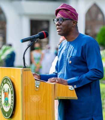 Sanwo-Olu @ 56: For Records And Excellent Performance In Office
