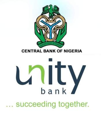 CBN Berates Report On Planned Nationalisation Of Unity Bank
