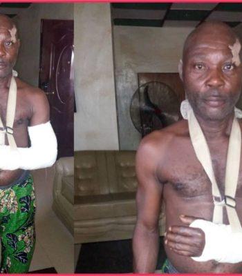 Alleged: Nigerian Navy Terrorize Residents, Sack Baale In Ogun Village