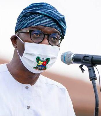 Lagos Governor, Mr Babajide Sanwo-olu Mourns T.B Joshua
