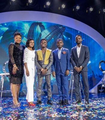 NIGERIAN IDOL: BIGI REFRESHES KINGDOM KROSEIDE TO VICTORY