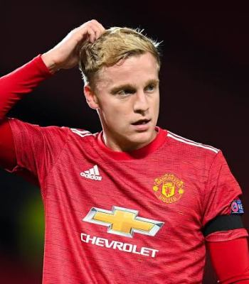 Real Madrid Keen On Signing 24-year-old Donny Van De Beek From Man United