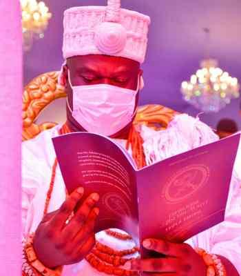 Atuwatse Royalty and Grandeur: Ooni Oba Ogunwusi Joins Other Prominent Royal Fathers At Coronation Of Olu Of Warri, HRM Ogiame Atuwatse