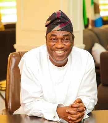 Ojodu LCDA Boss Celebrates Lagos Dep Gov At 57, Describes Him As Man Of Vision