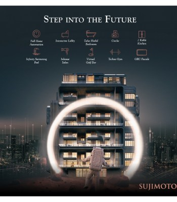 One Tower that has Disrupted Africa's Luxury Real Estate Industry – The Lucrezia BySujimoto