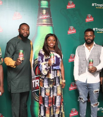 Trophy Stand By Me Initiative to Tackle Unemployment, Rewards Creativity