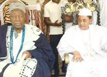 Aides Reacts As Alaafin, Olubadan Barred From Entering Remodelled Lekan Salami Sport Complex