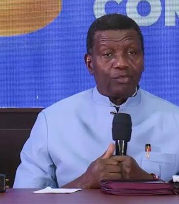 How President Begged Me For Attention – Pastor Adeboye