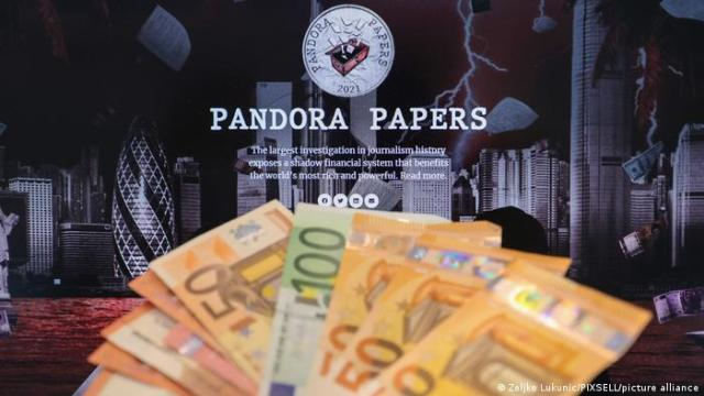 Pandora Papers: World leaders under fire over bombshell tax haven report   News   DW   04.10.2021