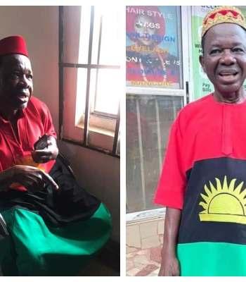 IPOB: Nigerian Army Speaks On Why Veteran Actor Chiwetalu Agu Was Arrested
