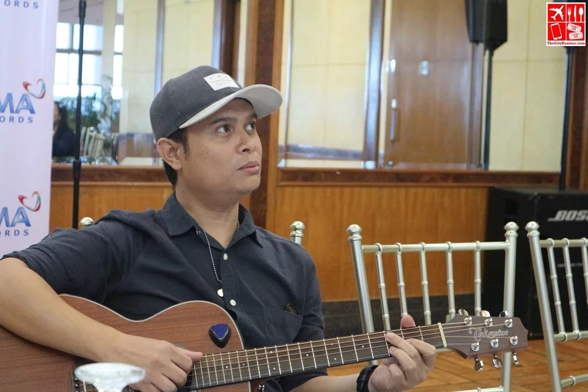 """Kian Dionisio was part of the 5th annual """"Elements Music Camp"""""""
