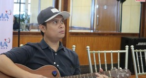 "Kian Dionisio was part of the 5th annual ""Elements Music Camp"""