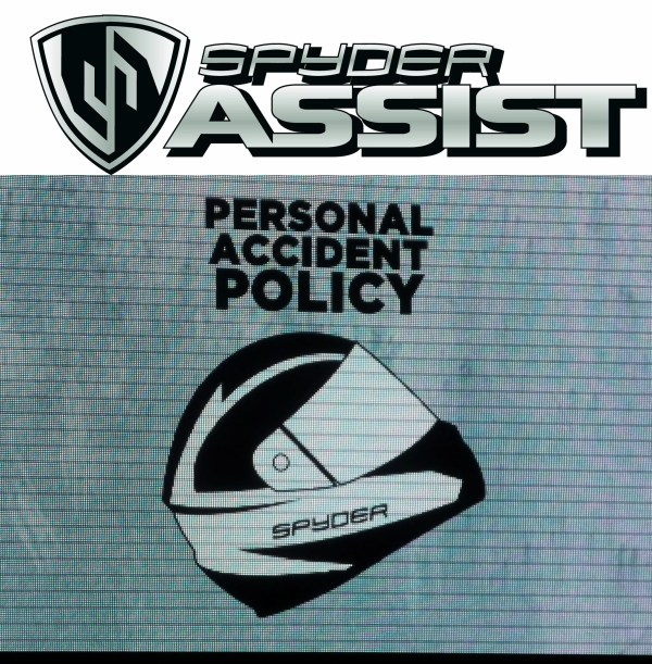 Spyder Assist Personal Accident Policy
