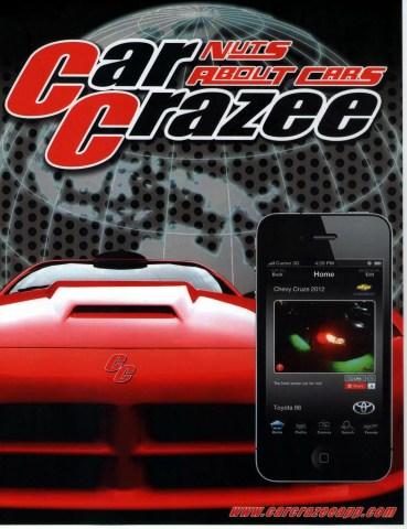 CarCrazee App