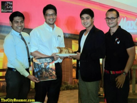 Coco Martin formally welcomed to the Max's family
