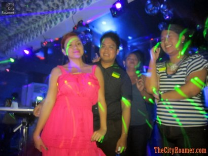 Bloggers at GEB Super Club