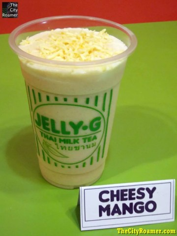 Jelly-G Cheesy Mango