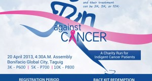 Run Against Cancer