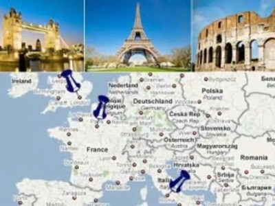 Top Cities in Europe to Travel With Your Parents