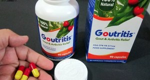 Fight Gout with Goutritis - Take 3 Capsules Before Breakfast