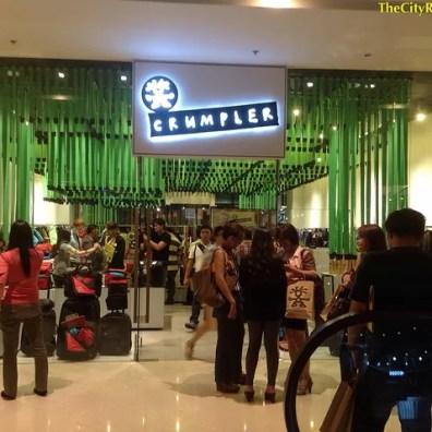 Crumpler Philippines Shangri-La Plaza Mall