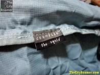 Crumpler - The Squid Bag - labels
