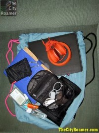 Crumpler - my stuff and the Squid Bag