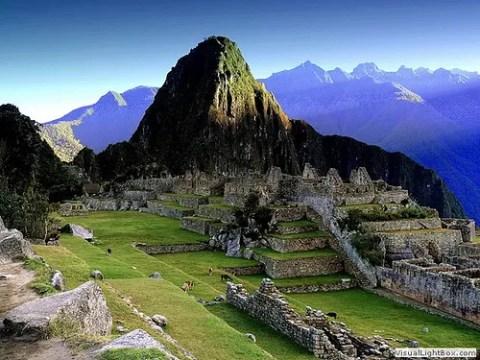 Inca Trail in Peru for Honeymoon