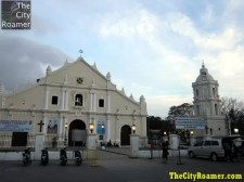 The Vigan Cathedral and belltower - Vigan Cathedral - Downtown Vigan
