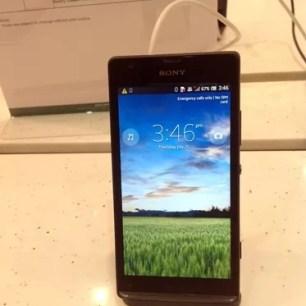 Sony Smartphones at Pismo Digital Lifestyle