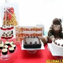 Sweet Treats at the Toblerone Especially for You Media Launch