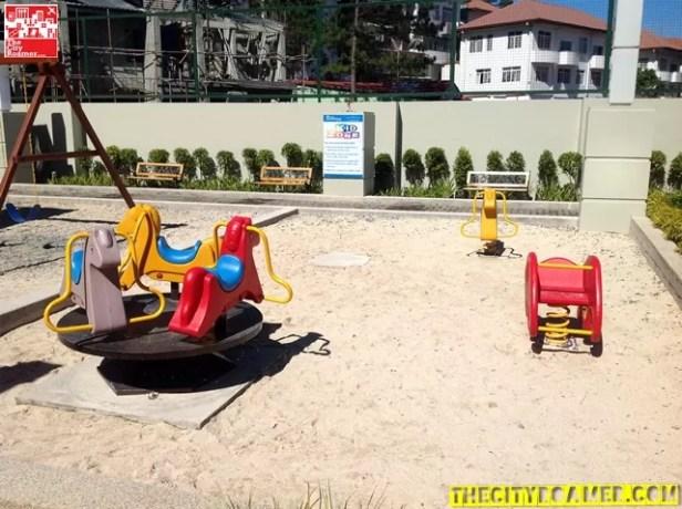 Kid's Playground at Azalea Residences Baguio